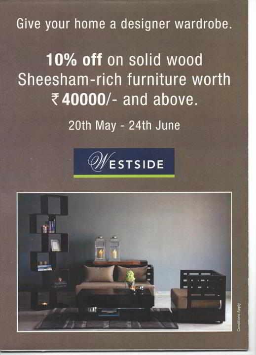 Buy Westside Furniture Online