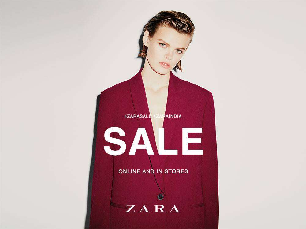 ba579af409 Zara Sale now in-stores and online | Deals, Sales, Offers, Discounts ...