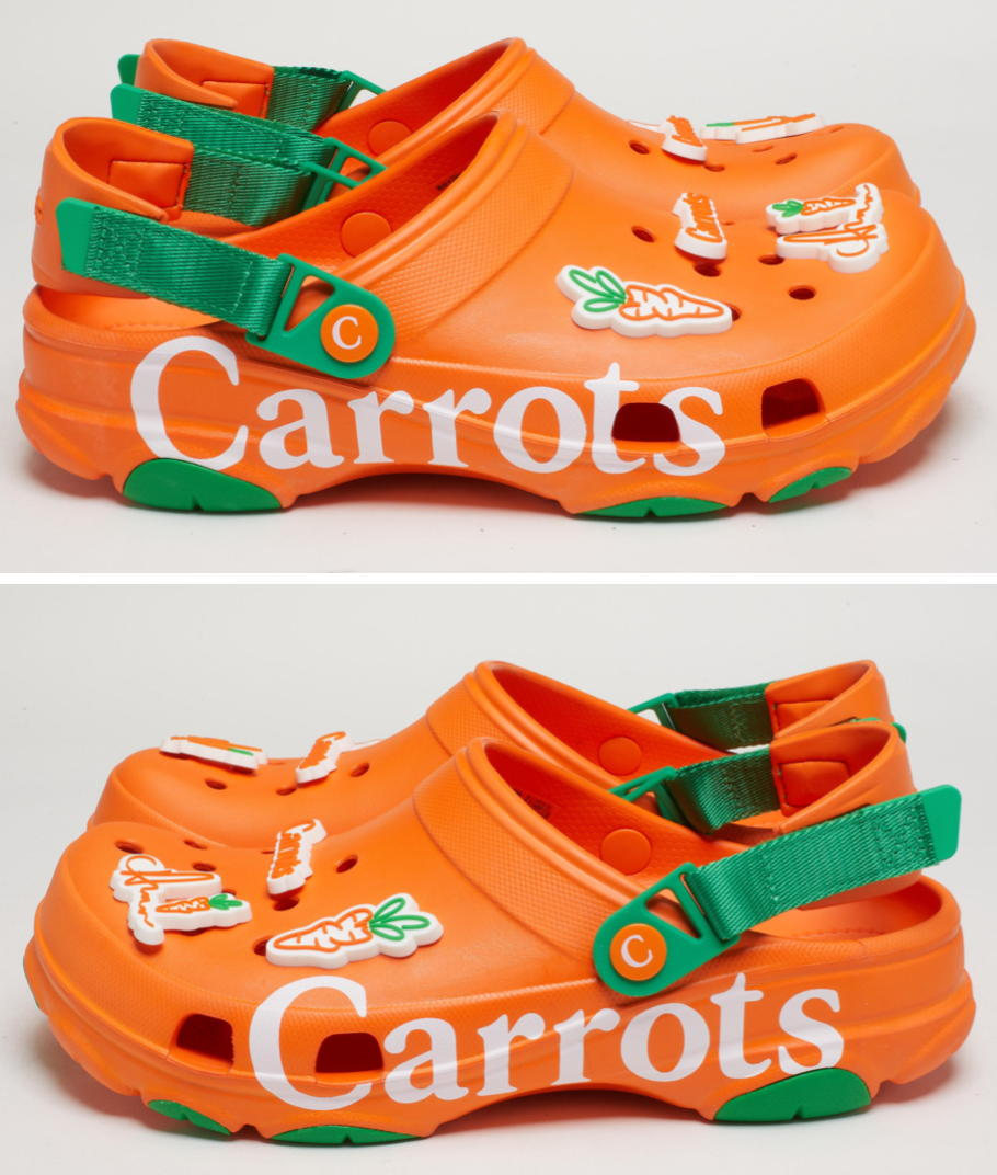 Carrot X Crocs All Terrain Classic Clog