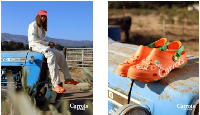 Carrots X Crocs Classic All-Terrain Clogs