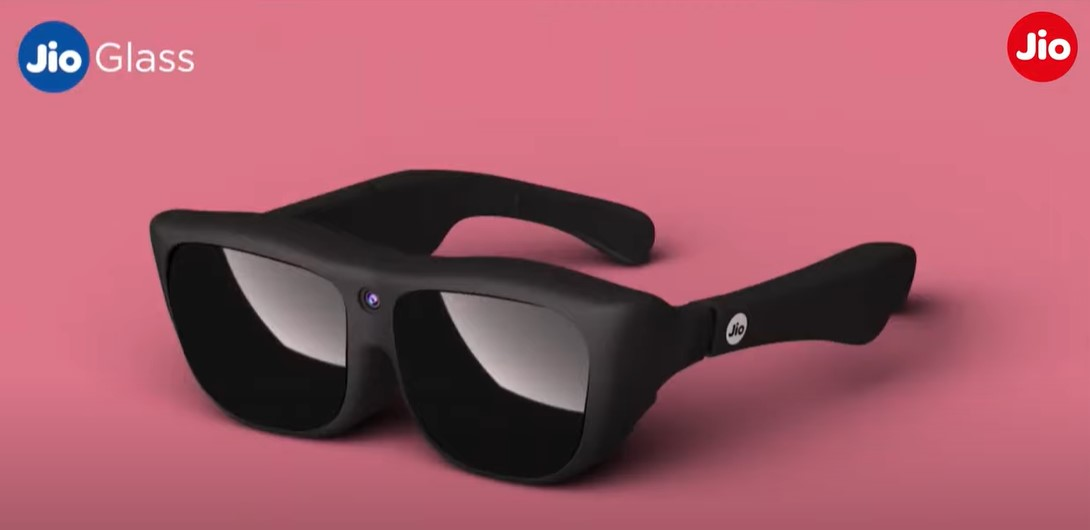 JioGlass - The Mixed Reality AR Glasses from Reliance Jio