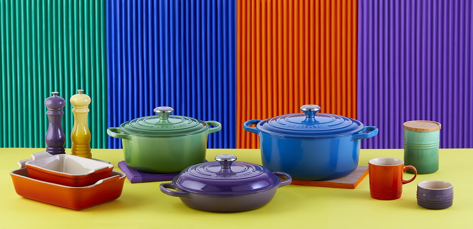 LeCreuset's Contemporary Kitchen: Transforming Your Cooking Experience