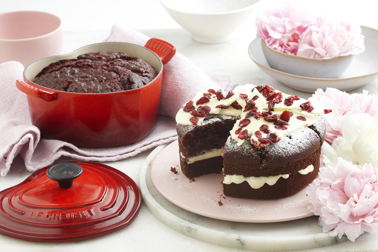 Celebrate Love with Le Creuset