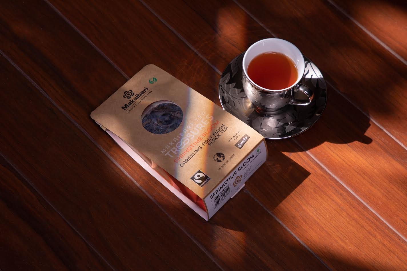 Brew a cup of positivi(TEA) with exotic blends by Luxmi Tea