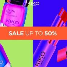 Kiko Milano End of Season Sale - Upto 50% off
