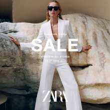 Zara Sale starts in all stores