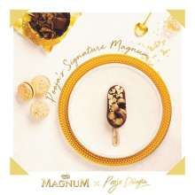 MAGNUM ICE CREAM TIES UP WITH THE PATISSERIE QUEEN POOJA DHINGRA, TO CREATE THE MOST EXOTIC AND STYLISH MAGNUMS