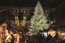Hop On The Grand Train Tour and Visit Switzerland's Most Popular Christmas Markets
